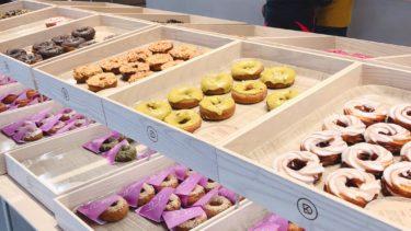 『koe donuts(コエドーナツ)』京都河原町にできたお洒落なドーナツファクトリー♫