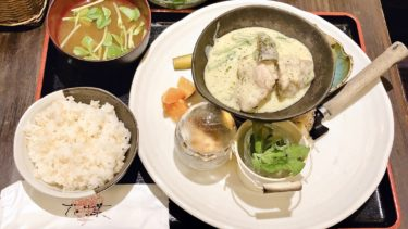 『花様(ka-you)南船場』滋賀県産の近江野菜が食べ放題の美味しい健康ランチ♬