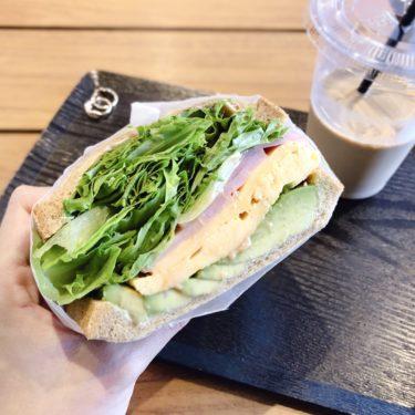 『Park South Sandwich(パークサウスサンドウィッチ)』広島袋町公園【萌え断】サンドウィッチが美味しい開放感のあるお洒落カフェ♬