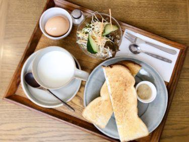『喫茶 アカリマチ』大阪中崎町にあるレトロな喫茶店で自家製ジャムが美味しいトーストモーニング♬